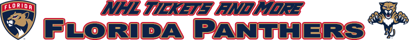 Florida Panthers Tickets and More